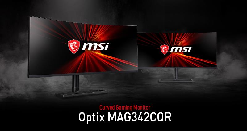 MSI Optix MAG342CQR