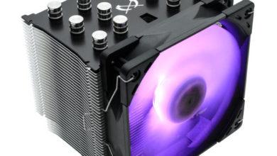 Photo of Mugen 5 Black RGB Edition, Un excelente disipador negro de 47 euros