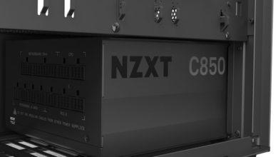 Photo of NZXT lanza sus fuentes de alimentación serie C de hasta 850W