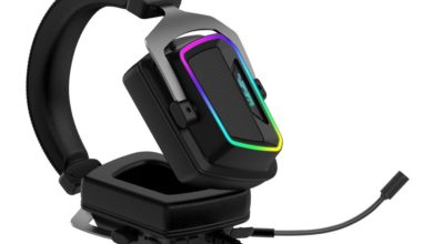 Photo of Patriot Viper V380, Un auricular para juegos con sonido 7.1 RGB