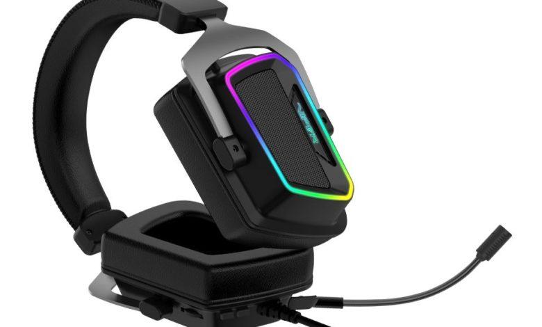 Photo of Patriot Viper V380, Un auricular para juegos con sonido 7.1 RGB