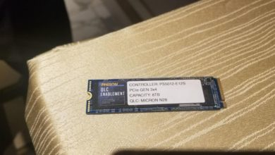 Photo of Phison presenta sus unidades SSD M.2 de hasta 8 TB PCIe 4.0