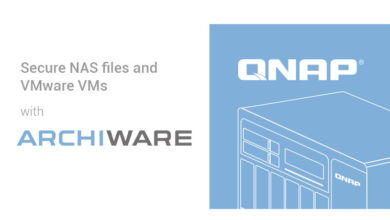 Photo of QNAP admite Archiware P5 and Pure para dar copias de seguridad de máquinas virtuales de VMware