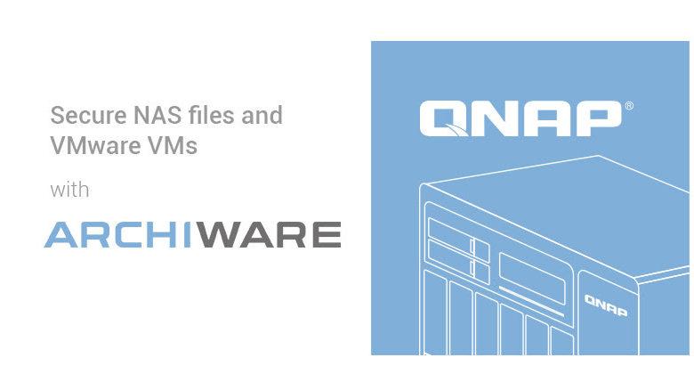 Photo of QNAP admite Archiware P5 and Pure para dar copias de seguridad de máquinas virtuales de VMware