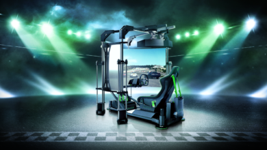 Photo of Razer eRacing Simulator: El simulador de eSports de la marca