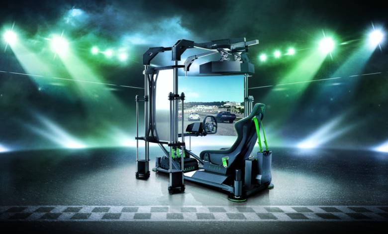 Photo of Razer eRacing Simulator: El simulador de eSports de la marca