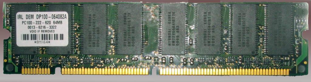 tipos de slot SDR