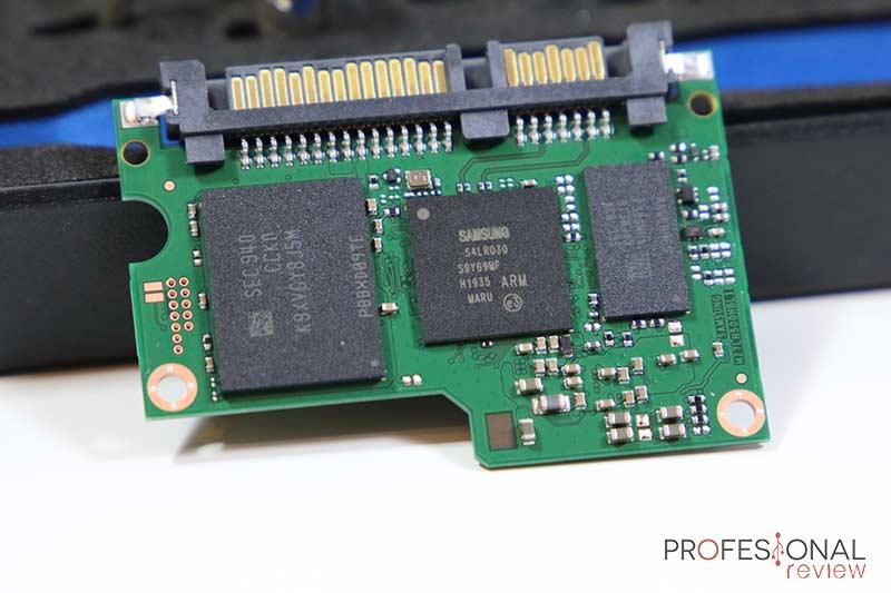 Samsung 860 QVO Controlador