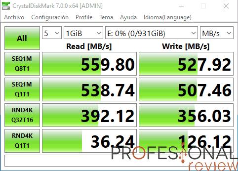 Samsung 860 QVO benchmark