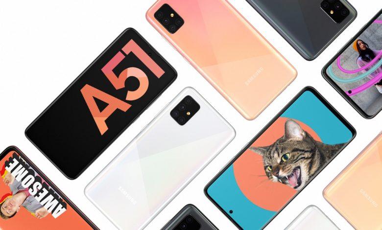 Photo of Los Samsung Galaxy A51 y Galaxy A71 llegan este mes a Europa