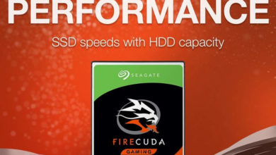 Photo of Seagate FireCuda SSHD, su modelo de 1TB baja a los 49.99 USD