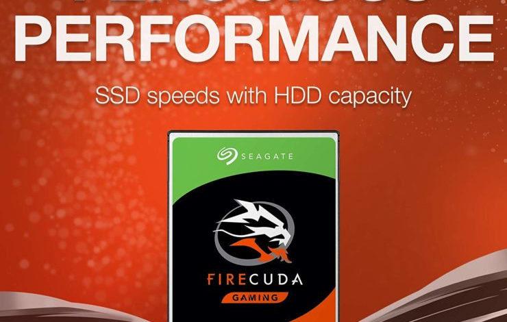Photo of Seagate FireCuda SSHD, su modelo de 1TB baja a los 49.99 USD