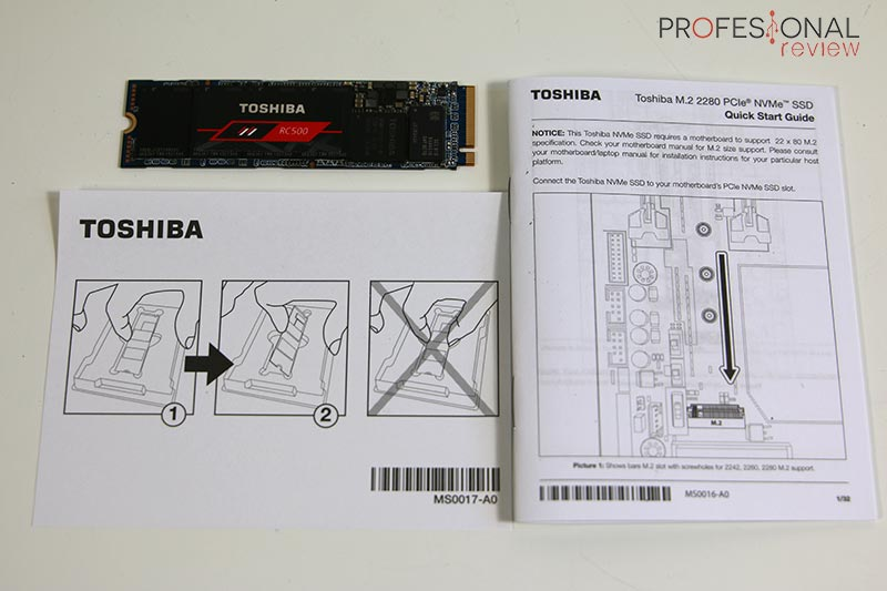 Toshiba RC500 Review