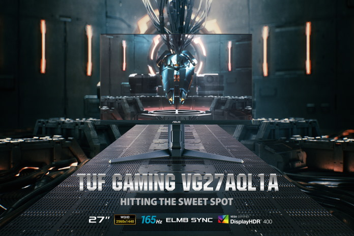 Photo of ASUS TUF Gaming VG27AQL1A: monitor de 27″, 2K, HDR y 165 Hz
