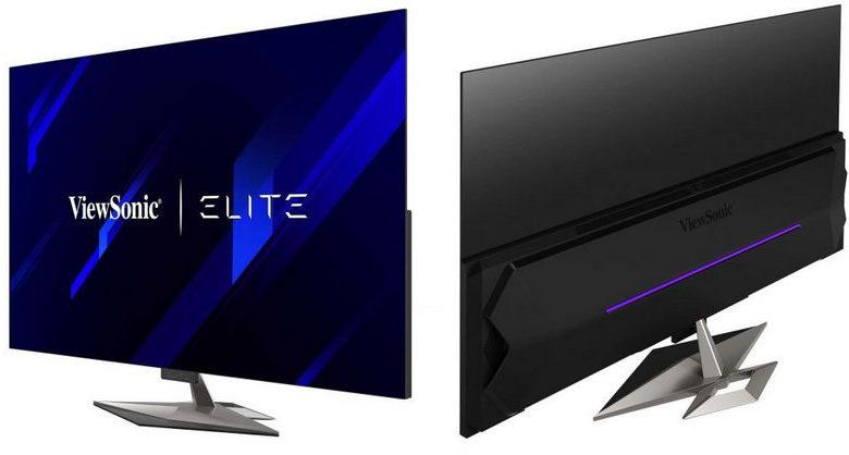 Photo of ViewSonic ELITE XG550, Nuevo monitor de 55 pulgadas gaming