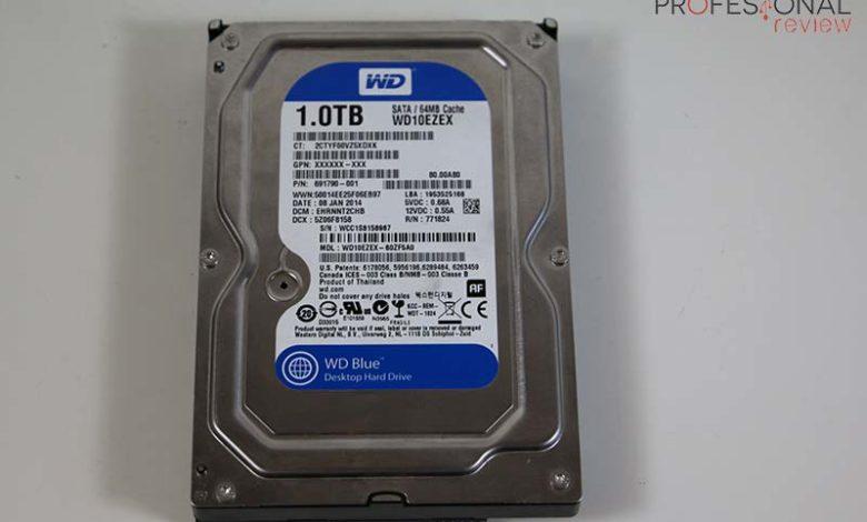 Photo of Western Digital WD Blue HDD Review en Español (Análisis completo)