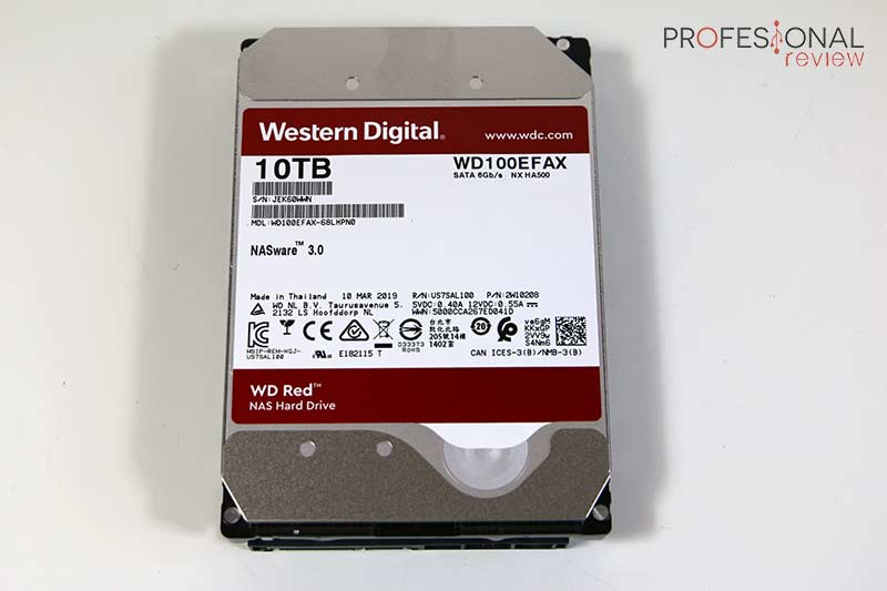 Western Digital RED Review