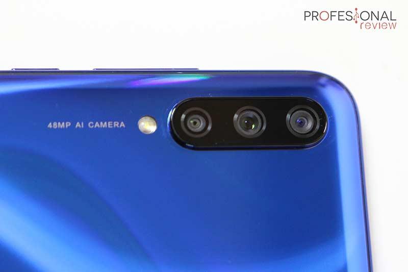 Xiaomi Mi A3 Cámaras
