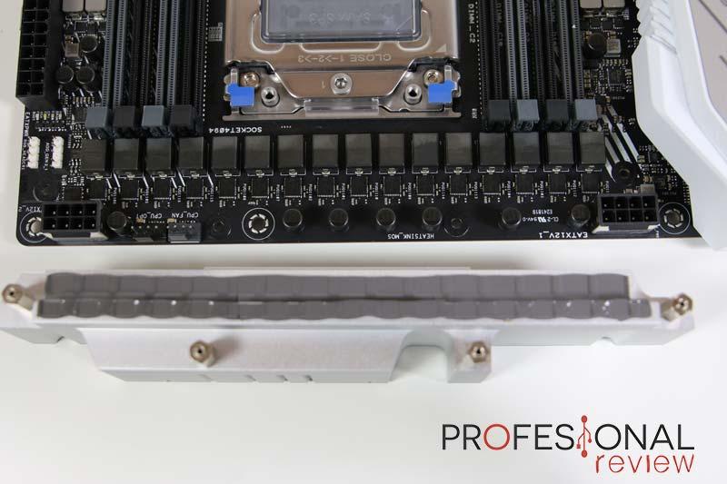 Asus Prime TRX40 Pro VRM