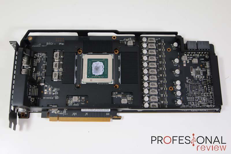 Asus ROG Strix RX 5600 XT TOP Edition PCB