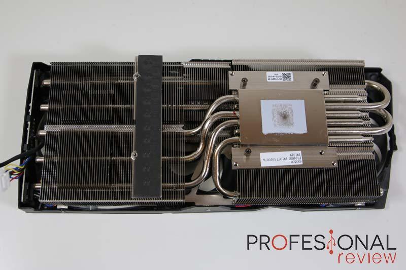 Asus ROG Strix RX 5600 XT TOP Edition Disipador