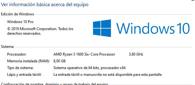 cómo saber Windows sistema