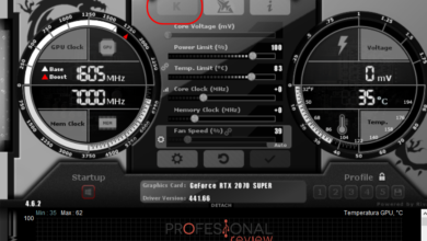Photo of MSI Afterburner: Cómo monitorizar temperaturas de tu CPU y GPU