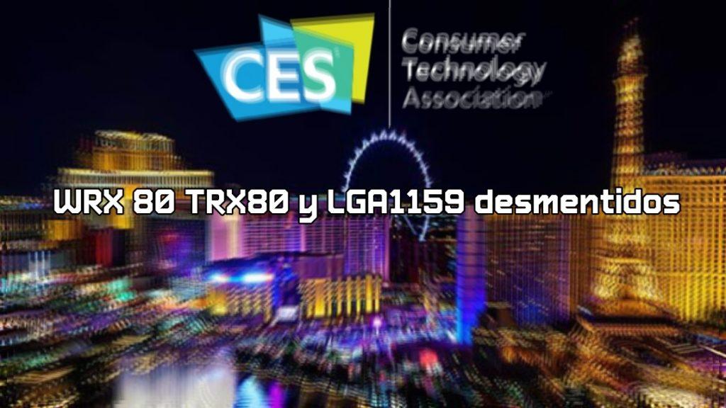 LGA1159 WRX80 TRX80
