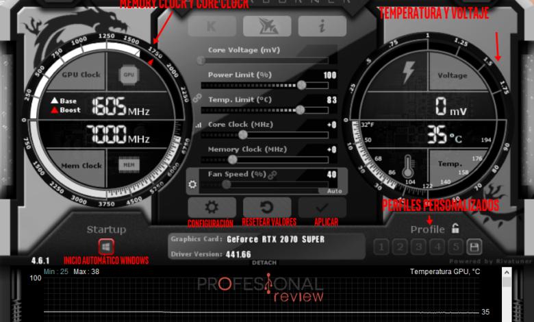 Photo of Cómo configurar MSI Afterburner al máximo