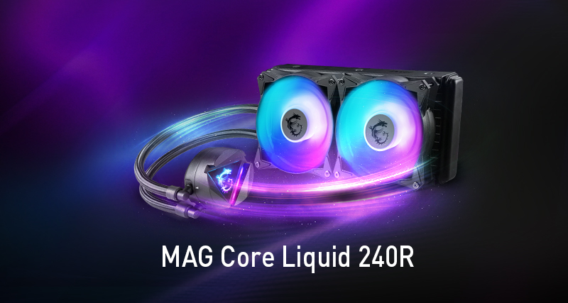 MAG Core Liquid 240R
