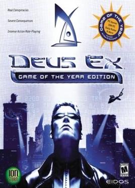 Deus Ex juegos clásicos PC