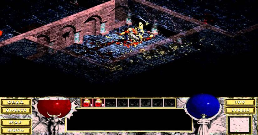 Diablo juegos pc clásicos