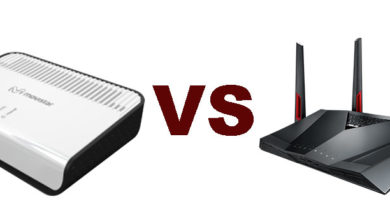Photo of Diferencias entre modem y router. Para qué se usan
