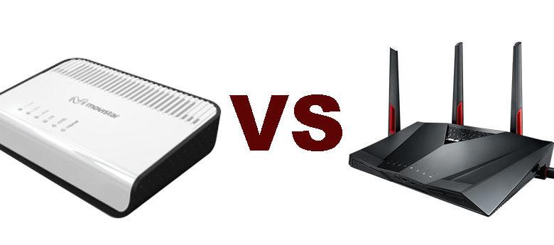 Photo of Diferencias entre modem y router. Para qué se usan