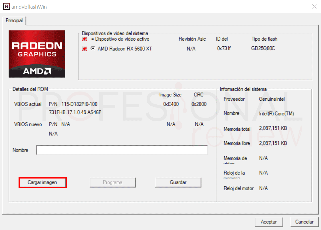 Flashear BIOS de GPU AMD paso08