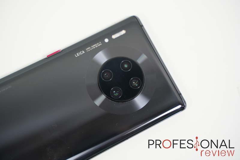 Huawei Mate 30 Pro cámara