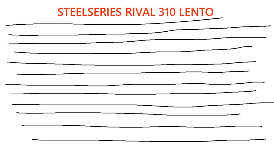 SteelSeries Rival 310