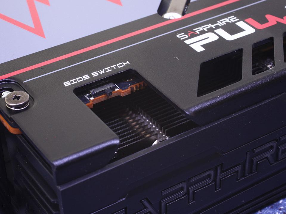 BIOS Switch Radeon 5600