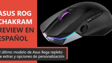 Photo of Asus ROG Chakram Review en Español (análisis completo)