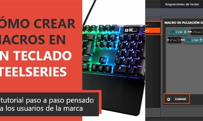 Photo of Cómo crear Macros en tu teclado SteelSeries