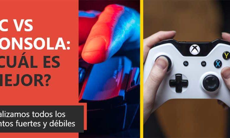Photo of PC o Consola: ¿Cuál es mejor?