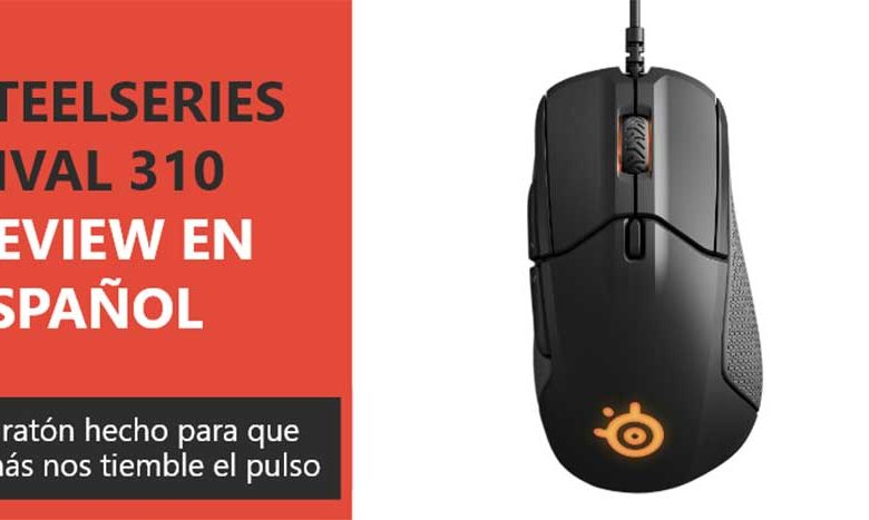 Photo of SteelSeries Rival 310 Review en Español (análisis completo)