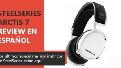 Photo of SteelSeries Arctis 7 Review en Español (análisis completo)