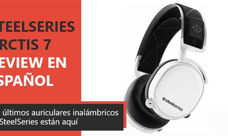 Photo of SteelSeries Arctis 7 Review en Español (análisis completo)