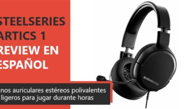 Photo of SteelSeries Artics 1 Review en Español (análisis completo)