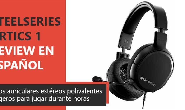 Photo of SteelSeries Artics 1 Review en Español (análisis completo)
