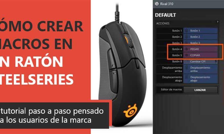 Photo of Cómo crear Macros en tu ratón SteelSeries