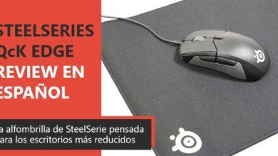 Photo of SteelSeries QcK EDGE Review en Español (análisis completo)