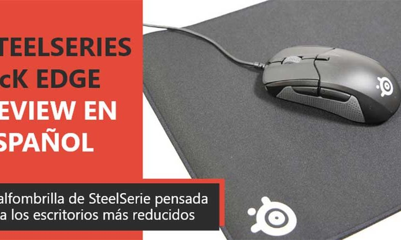 Photo of SteelSeries QcK EDGE Review en Español (análisis completo)