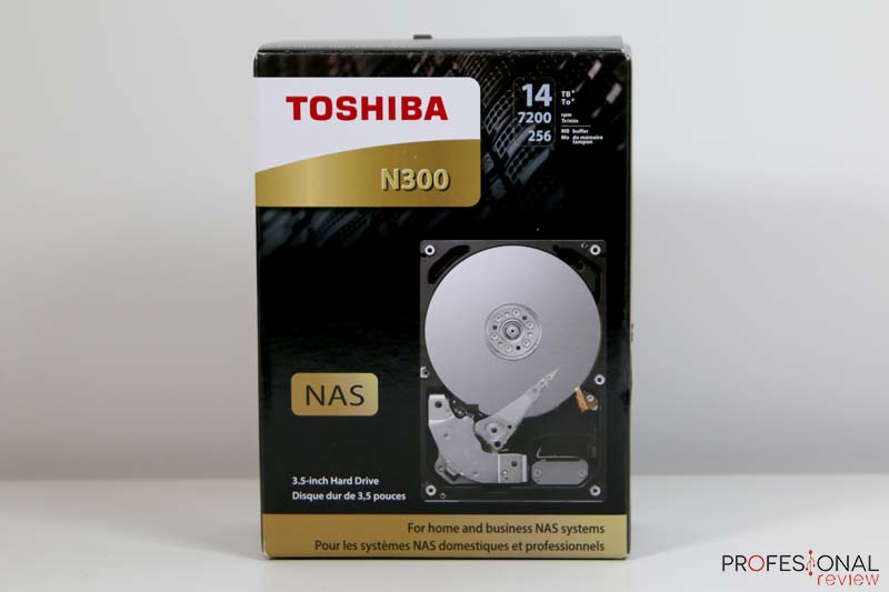 Toshiba N300 Review